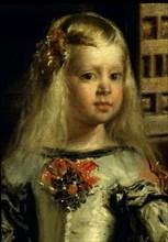 Velázquez, Las Meninas (detail)