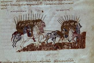 Skylitzès, Victoire des byzantins sur les bulgares