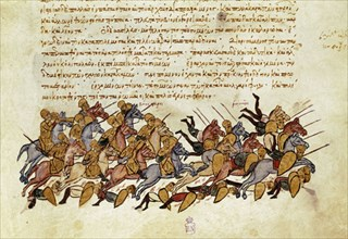 Skylitzès, Bataille de Bulgarophygon