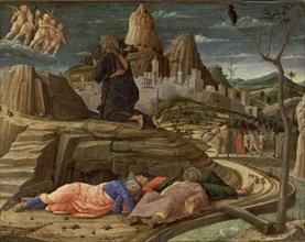 Mantegna, Le Christ au Mont des Oliviers