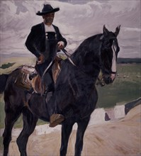 Sorolla, Cavalier de Salamanque