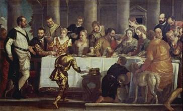 Véronèse, Jésus aux noces de Cana