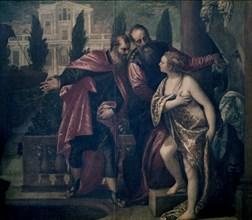 Véronèse, Suzanne et les deux vieux juifs