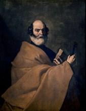 Ribera, Saint Pierre Apôtre