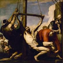 De Ribera, Le martyre de saint Philippe