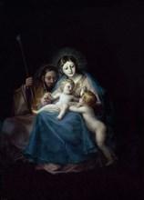 Goya, Famille sacrée
