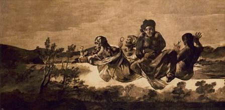Goya, Les Parques