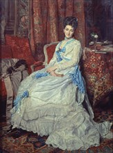 Meissonier, Josefa Manzanedo, marquise de Manzanedo