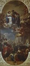 Giaquinto, Triomphe de Jean de Dieu