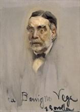 Sorolla, Portrait du marquis de la Vega-Inclan