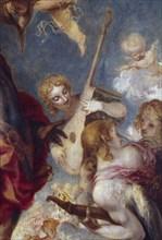 Herrera, el Mozo, Le triomphe de Herménégild