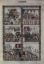 Alphonse X le Sage, La conquête du Maroc