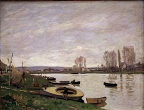 Sisley, La Seine à Argenteuil