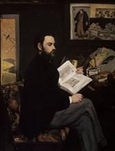 Manet, Emile Zola