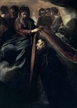 Vélasquez, Imposition de la Chasuble à Saint Ildefonse