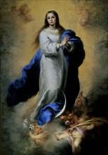 Murillo, L'Immaculée Conception dite de l'Escurial