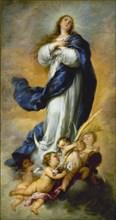Murillo, Immaculée Conception d'Aranjuez