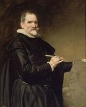 Velázquez, Portait of Juan Martínez Montañés