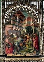 Florentino, Massacre des Innocents