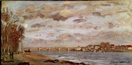 Monet, Paysage
