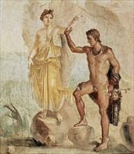 Persée libérant Andromède