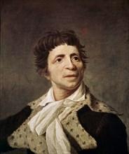 Jean-Paul Marat (1743-1793), journaliste et révolutionnaire français