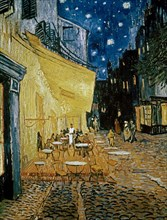 Van Gogh, Cafe Terrace at Night