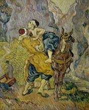 Van Gogh, Le Bon Samaritain