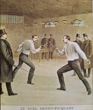 Le Duel Henry-Picquart