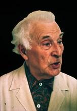 Portrait de Marc Chagall