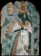 La Reine Ahmès-Néfertary