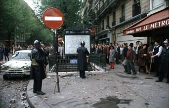 Manifestations de mai 1968 à Paris