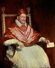 Vélasquez, Portrait du Pape Innocent X
