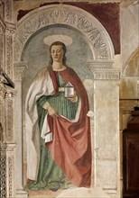 Della Francesca, Sainte Marie Madeleine