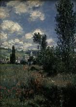 Monet, Vue de Vétheuil