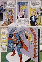 Bande dessinée Superman