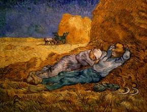 Van Gogh, La méridienne