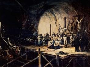 Lucas Velázquez, Scène d'Inquisition