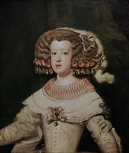 De Vélasquez, L'Infante Marie Thérèse
