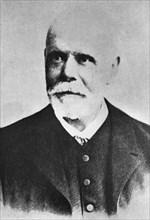 Portrait de Léon Walras