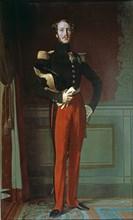Ingres, Ferdinand-Philippe, duc d'Orléans