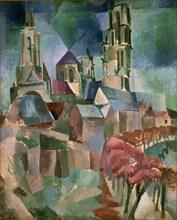 Delaunay, Les tours de Laon