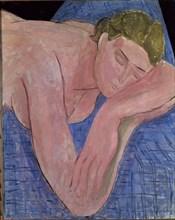 "Matisse, ""Le rêve"""