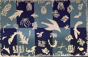 "Matisse, ""Polynésie, le ciel"""