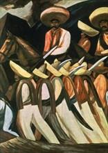 Orozco, Zapatistes