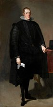 Vélasquez, Philippe IV