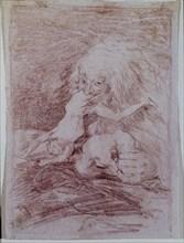 Goya, Saturne dévorant ses enfants