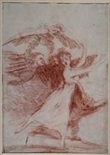 Goya, Tu ne t'échapperas pas