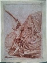 Goya, Judith moderne ? La vengeance