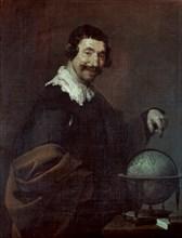De Vélasquez, Le Géographe